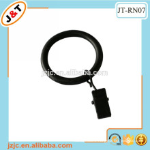 silver/gold shower curtain rod rings with cheap price