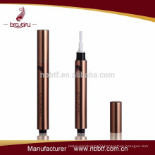 Aluminum&Plastic empty lip gloss tube/container