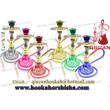 New Colorful Fashion Portable Mini Hookah In Hand