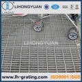 Galvanised Steel Grates for Trench and Drain Cover