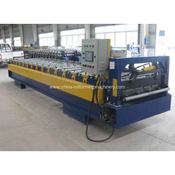 High Grade Metal Glazed Tile Roll Forming Machine color coated sheet