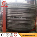 Cubierta de tanque Cabeza de plato de acero al carbono Fabricante de cabeza