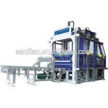 Heißer Verkauf Zement Ziegel Maschine für kleine Unternehmen in Russland