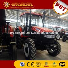 Tractor agrícola agrícola LUTONG 80HP 4WD LT804 con aire acondicionado