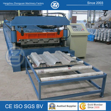 Self Lock Floor Decking Forging Machine