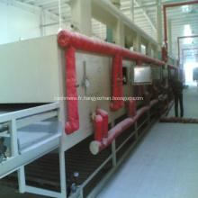 Machine de dessiccateur de maille de panneau de gypse de panneau de fibres de série de DWC