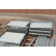Notre produit BS standard en acier galvanisé