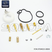 KIT DE REPARACIÓN DE CARBURADOR para Peugeot Speedfight 12.5mm Gurtner (P / N: ST04015-0004) de calidad superior