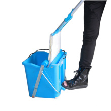 Squeeze Mop Bucket Recycled 14L Plastic Mop with Bucket