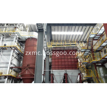Bag Filter in Life Waste Processing