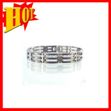Factory Wholesale Titanium Bracelet for Nice Gift