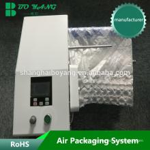 perfekte Schutzverpackungen Puffer aufblasbare Verpackungsmaschine