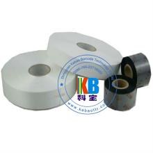 Fita 35mm * 300M da resina das etiquetas do cuidado da lavagem do vestuário