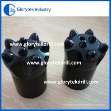 Carburo de tungsteno sinterizado botones de molienda poco para la minería
