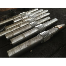 Forge High Precision Large Size Gear Shaft
