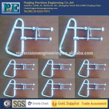 Precision stainless steel welding frames,cnc machining fabricating parts