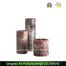 Aroma perfumada vela hecha a mano para decoración fabricante