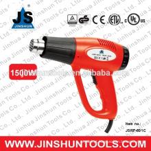 JS 1500W Hot venda pistola de calor baixo preço JSRF-601C