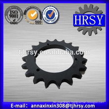 Custom roller chain sprocket for American customer