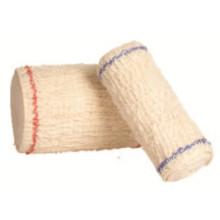 Différents types de bandage en crêpe