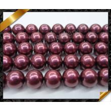 Joyería de perlas naturales suelta granos suministros (APS028)