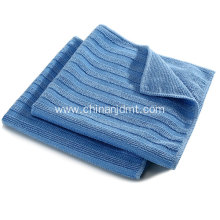 Rib Microfiber Cleaning Towels