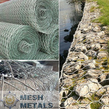 Hexagonal Wire Mesh for Gabion Basket