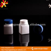 20ml branco HDPE recipiente de plástico médico