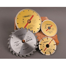 Circular Saw Universal Cutting T. C. T for Wood, Aluminium