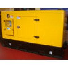 30kVA 24kw Standby-Bewertung Leistung CUMMINS Silent Diesel Generator