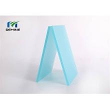 Feuille antistatique en polycarbonate transparent