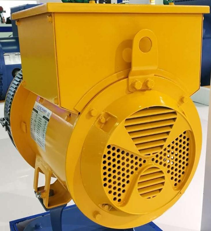 Three Phase Synchronous Generators