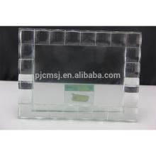 El último marco de fotos de cristal de calidad garantizada de diseño