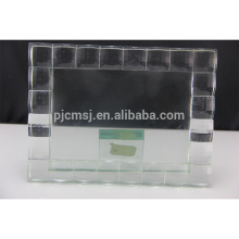 Mais recente design garantido qualidade cristal Photo Frame