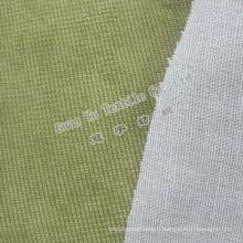Polyester et Nylon canapé sellerie tissu velours côtelé