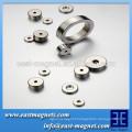 Strong power Neodymium Ring shape Magnet/industrial supply neodymium ring magnet