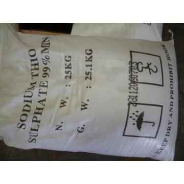 Tiossulfato de sódio