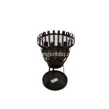 Fire Basket Steel Patio Heater BBQ