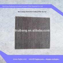 fabricación de un buen filtro de adsorción de carbón activado