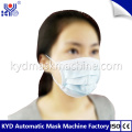 New Disposable 3 layer Flat Mask Ear-loop Welding Machine