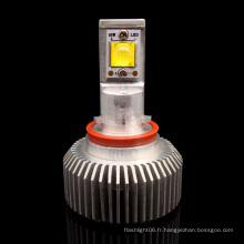 H8 CREE 18*2W Blanc AC/DC8-28V LED Lumière de voiture