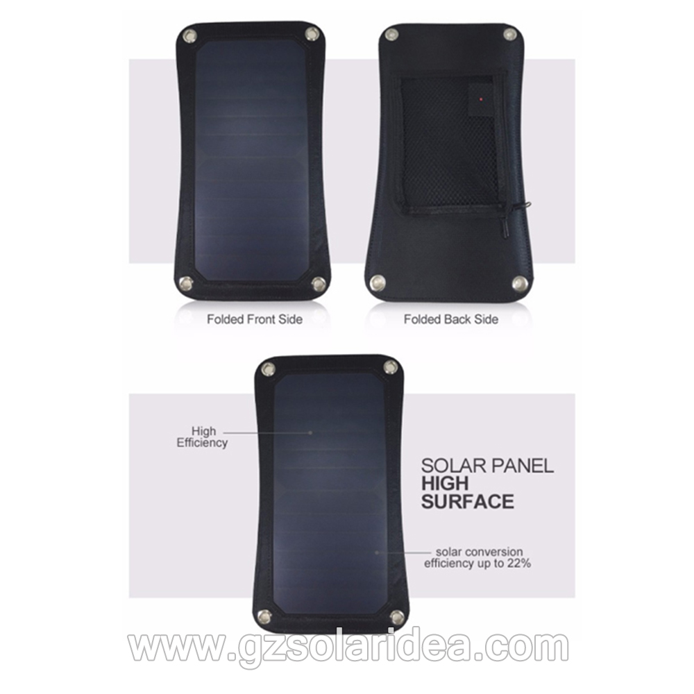 off-grid solar cell phone charger