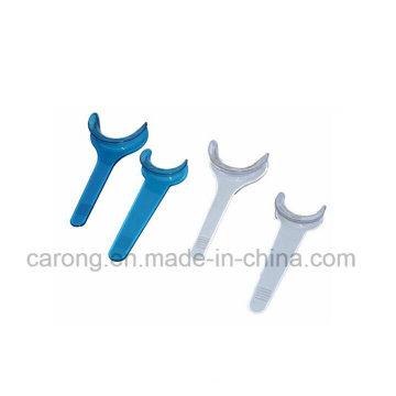 Retrator de bochecha de materiais médicos odontológicos com CE, aprovado por ISO (CaRong-106)