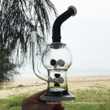 Panda Color Screw Novel Design Herbal Glass Water Pipes (ES-GB-251)