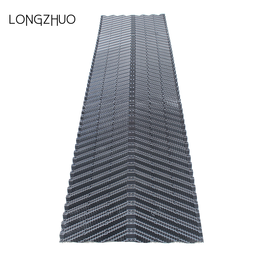 Cooling Tower Pvc Isi 19mm Flute Height