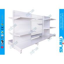 Powder Finish Steel Retail Display Shelves 1.5mm Thick , Clothing Dispaly Shelf