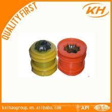 API Oilfield Downhole Tools NBR Non rotatif Cased Wiper Plug