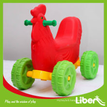 Chrisha Playful Plush Rocking Horse LE.YM.049