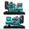 Generador de potencia del motor diésel 30kw Weifang insonorizado (HY30T)