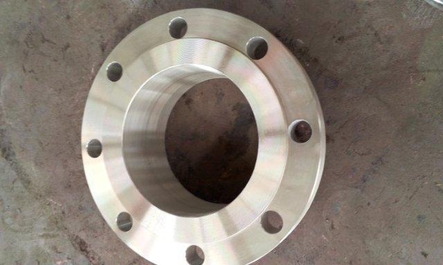 Screwed Steel Flange